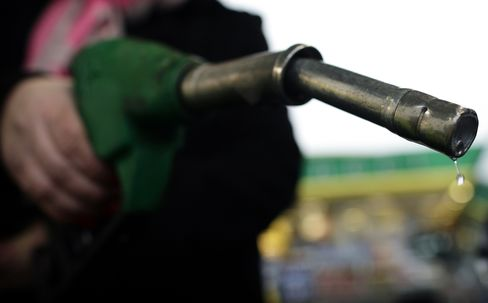 Crude Oil Surges Highest Year-End Price Since 2007