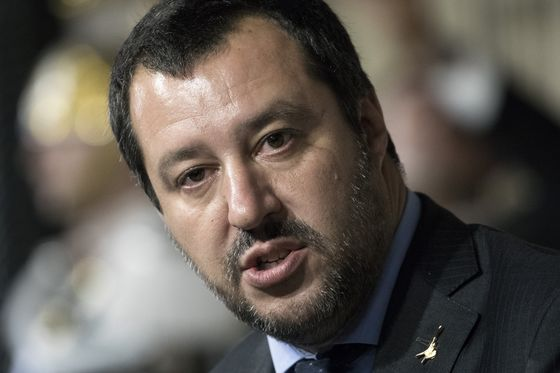 Italy Premier-Designate Starts Quest for Government Support