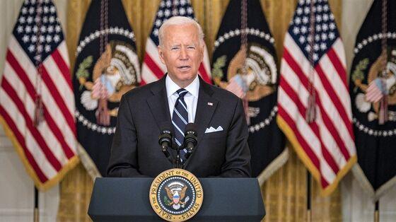 Biden Maps Huge Booster Push, Urges School Masks to Blunt Delta Variant