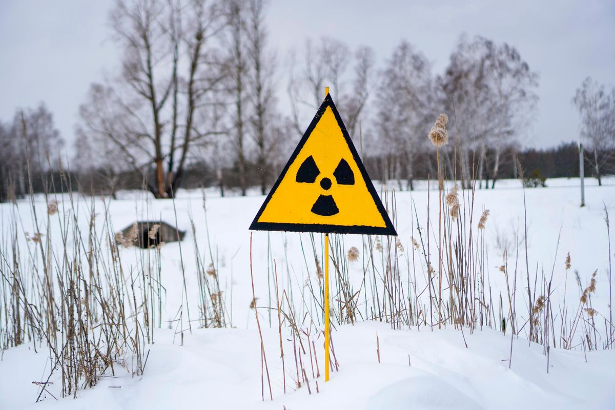 Radiation Is Put to Good Use for Once in Chernobyl - Bloomberg