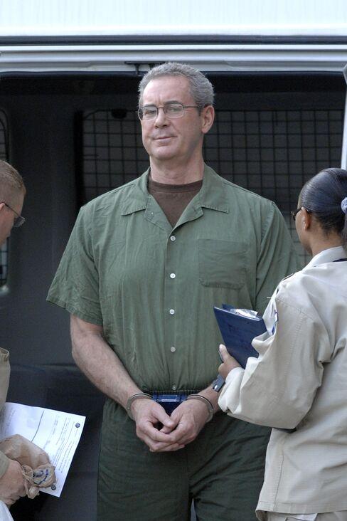 Indicted financier R. Allen Stanford