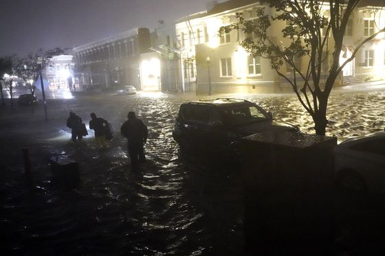 Tropical Storm Sally Drenches South With 'Historic' Flooding