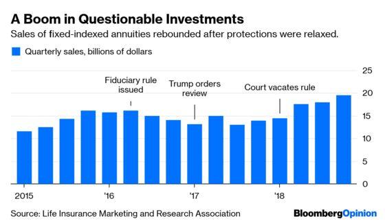 Trump Could Cost Future Retirees Billions