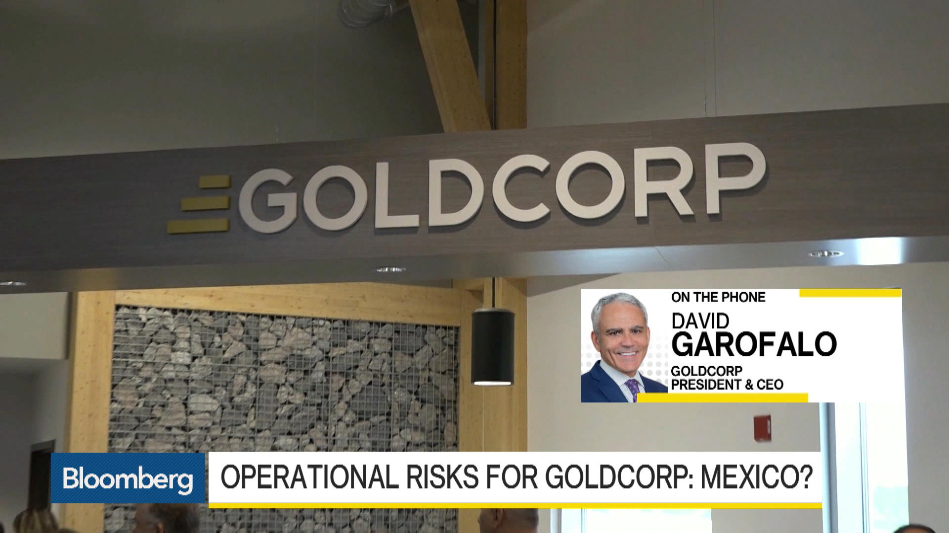 Goldcorp Stock Quote Gtoronto Stock Quote  Goldcorp Inc  Bloomberg Markets