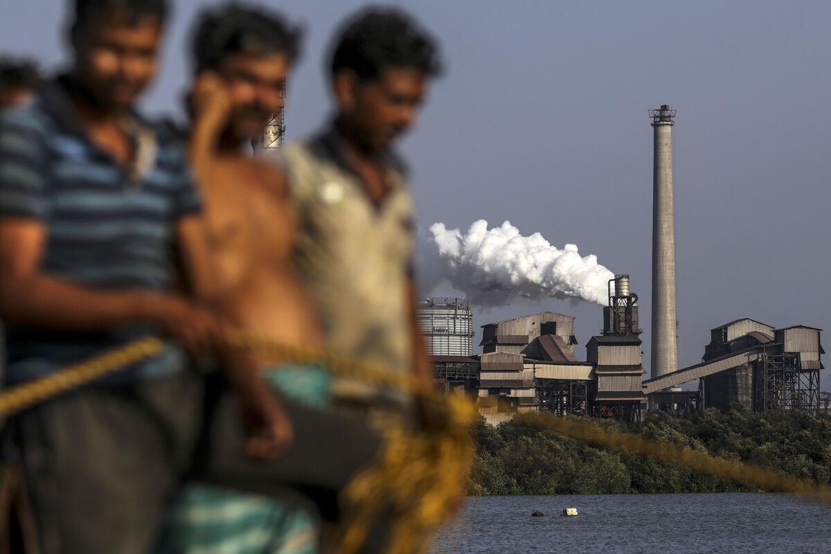 Virus Speeds Up Indian Steel Mill's Plan to Overhaul U.S. Business