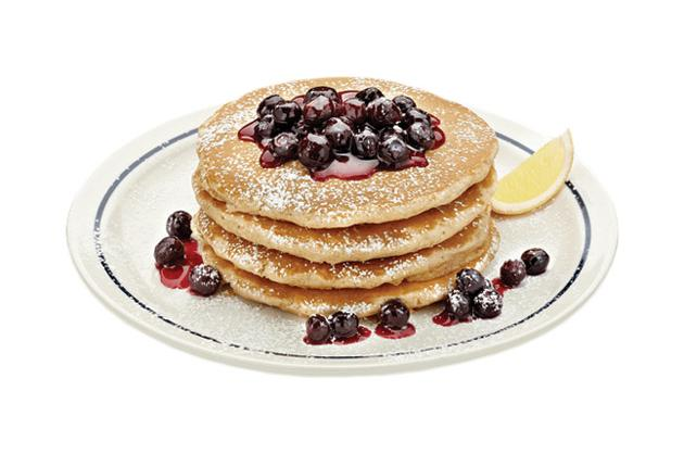 Digestible: IHOP Simple & Fit Whole Wheat Pancakes