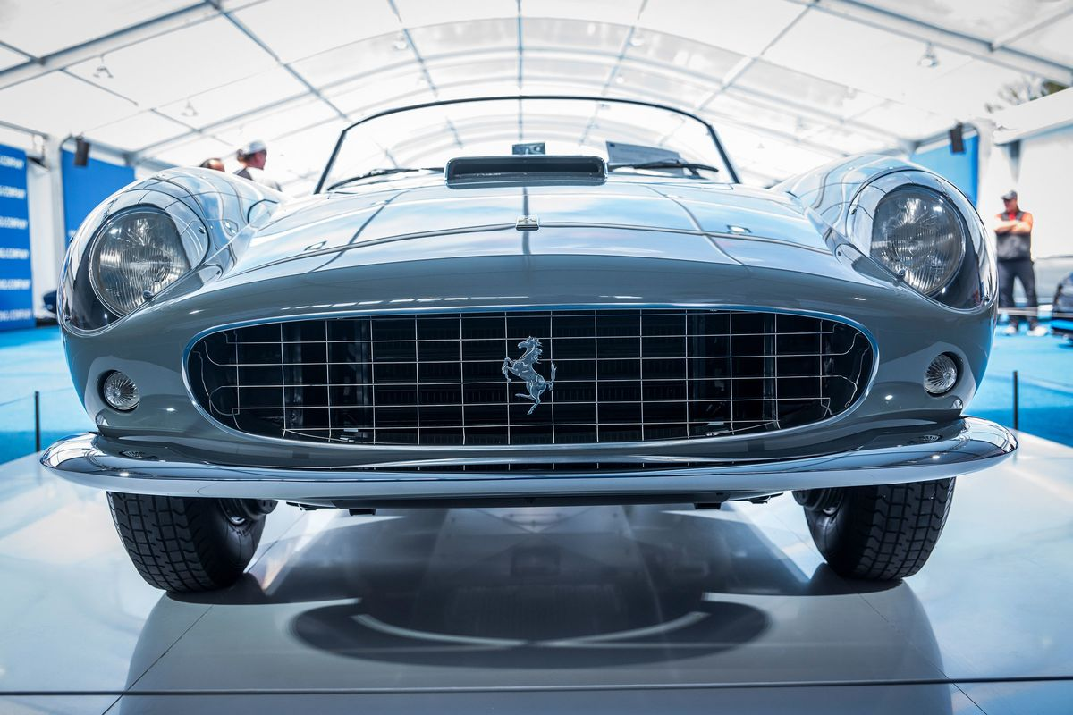 Inside the 2019 Pebble Beach Concours d'Elegance - Bloomberg