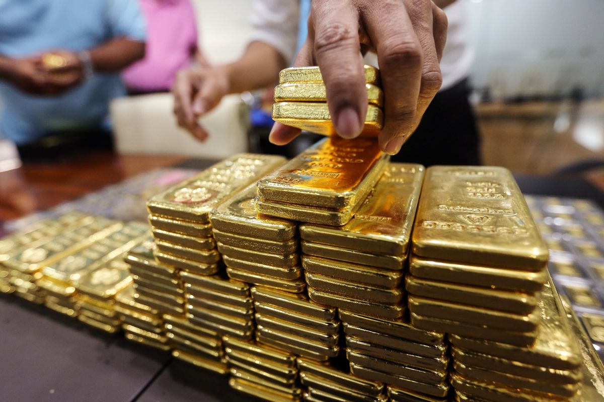 Bank of Thailand Closely Watching Impact of Gold Trading on Baht