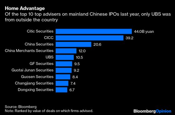 Goldman's China Plan Lifts Banker Pay Gloom