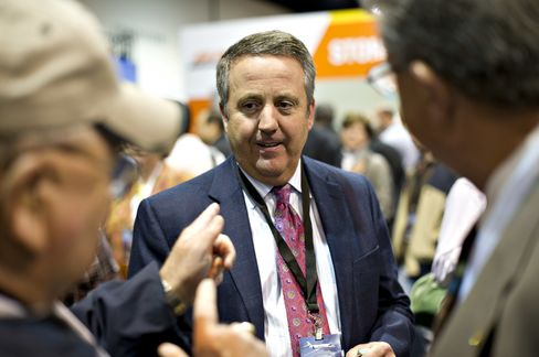 Matt Rose, CEO and President of BNSF