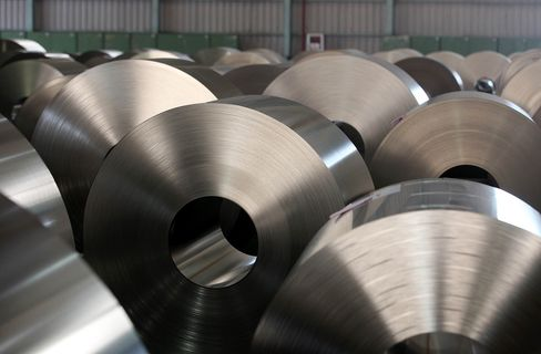 China Steel, Posco Buy $1.1 Billion ArcelorMittal Unit Stake