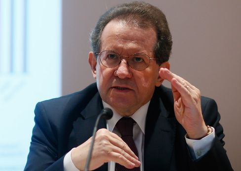 European Central Bank Vice President Vitor Constancio