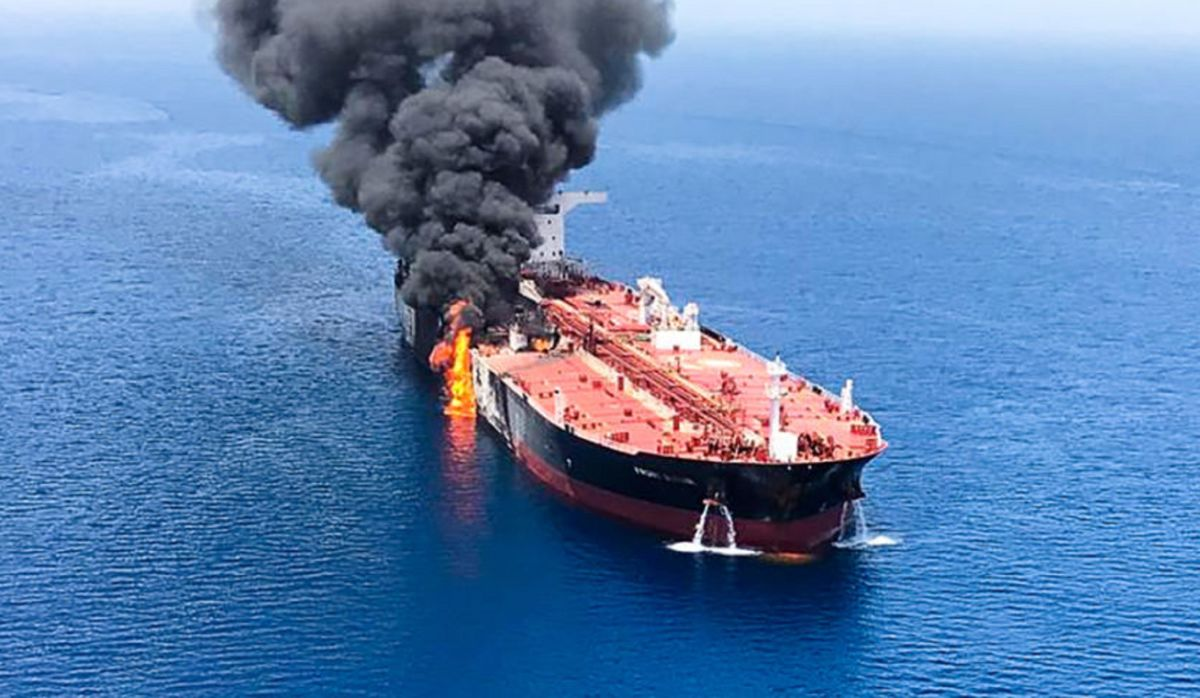 Gulf Tanker Attacks: Who's Behind Them and Could War Be Near?