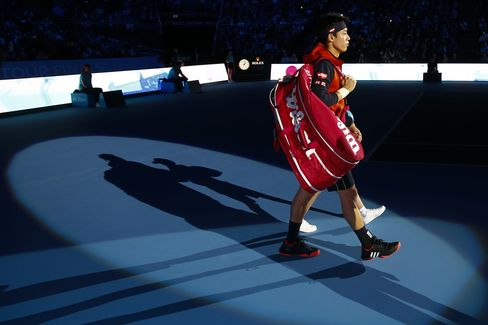 Barclays ATP World Tour Finals - Day Five