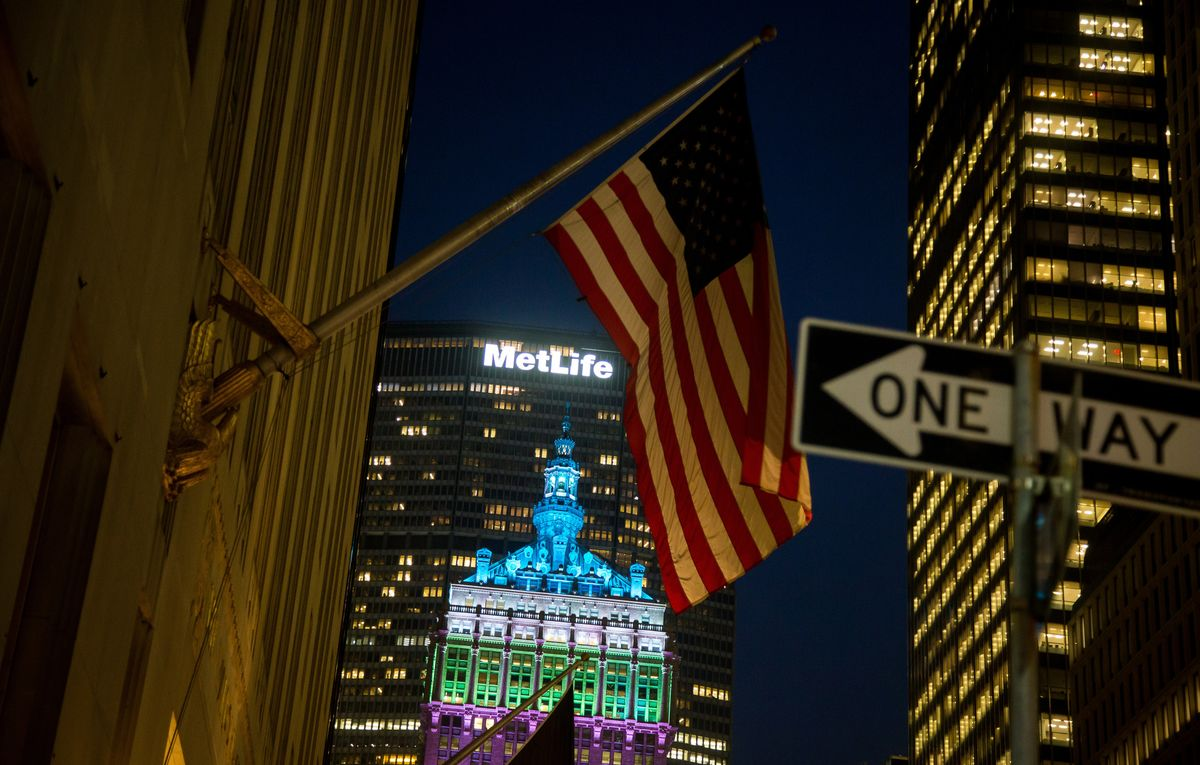 MetLife Is Sued Over Alleged Gender Pay Gap, Sexist Comments