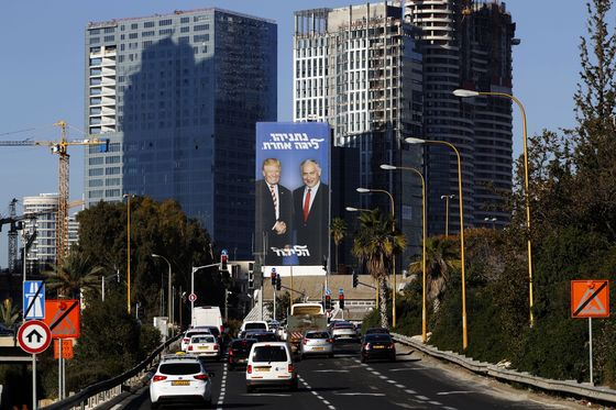 Friends in High Places: Why Trump Is a Prop in Bibi's Campaign