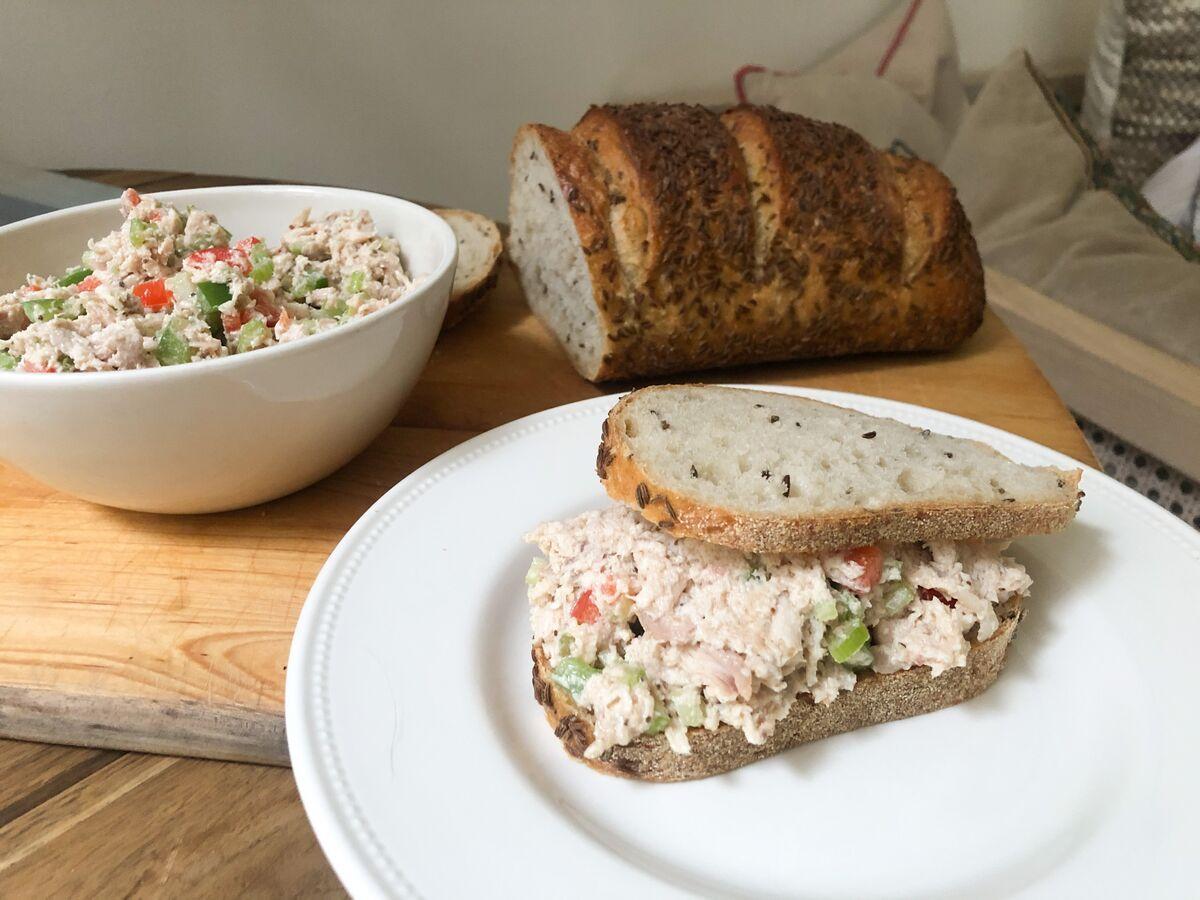 This Jewish New Year, Add Some Schmaltz To Your Chicken Salad