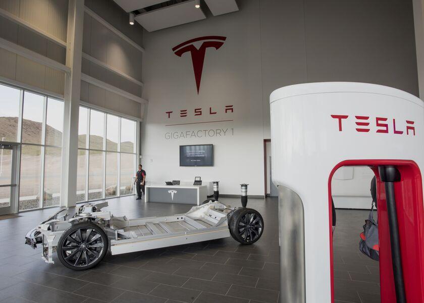 The Tesla Motors Inc. Gigafactory Ahead Of Earnings Figures