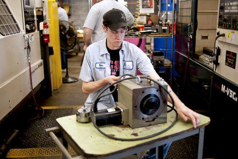 U.S. Economy Expands as Labor Markets Improve
