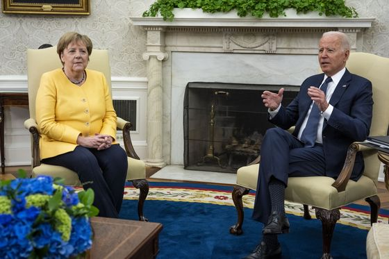 Germany Demands Fair Play From Biden on U.S. Travel Rules