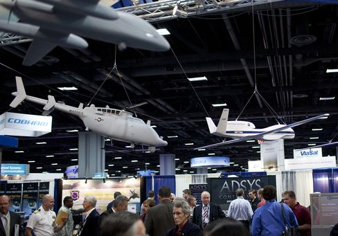 AUVSI's Unmanned Systems North America 2011 Event