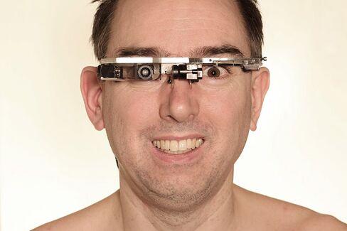 McDonald's Staffers See Red Over Prof's Digital Eyewear