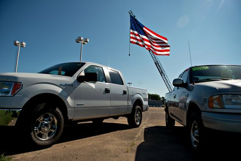 American Auto Sales Seen at Annual 16 Million With Profit