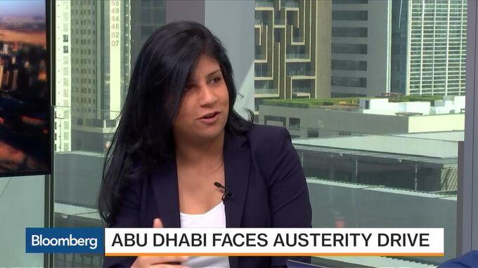 Abu Dhabi cuts exacerbated oil-led slowdown - Abu Dhabi