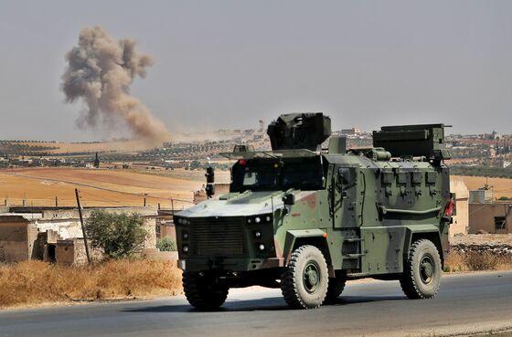 Erdogan Takes Case to Putin With Turkey Cornered Again in Syria