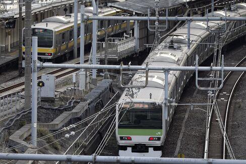JR東日本の路線