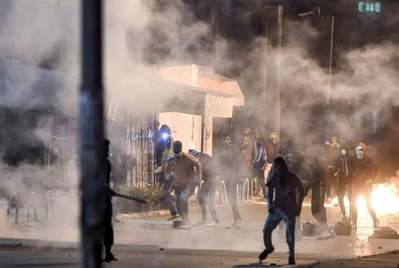 Hundreds Arrested in Tunisia After 'Facade Democracy' Protests