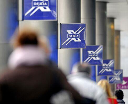 France, Belgium Pledge Dexia Help as Lender Weighs Breakup