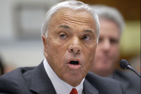 Former Countrywide Financial Corp. CEO Angelo Mozilo