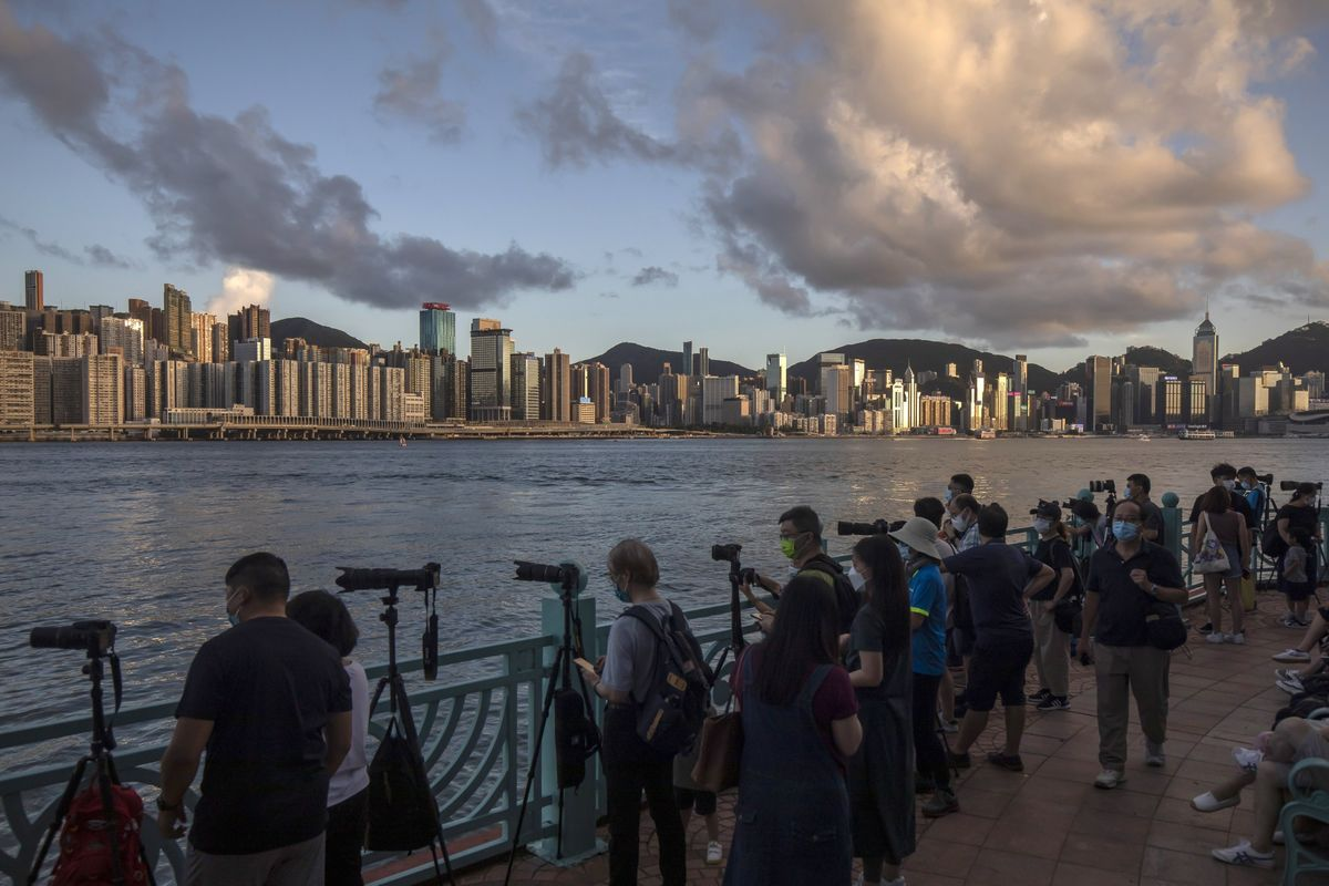 Why Some Hong Kongers Are Leaving But Big Money Isn't