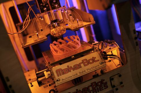 Ford's Gift to Engineers: MakerBot 3D Printers