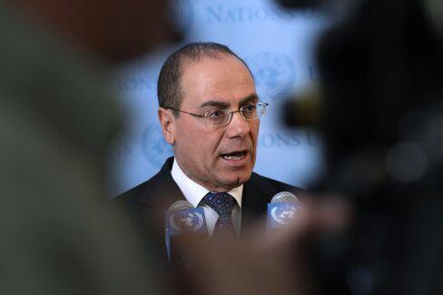Israeli Energy Minister Silvan Shalom