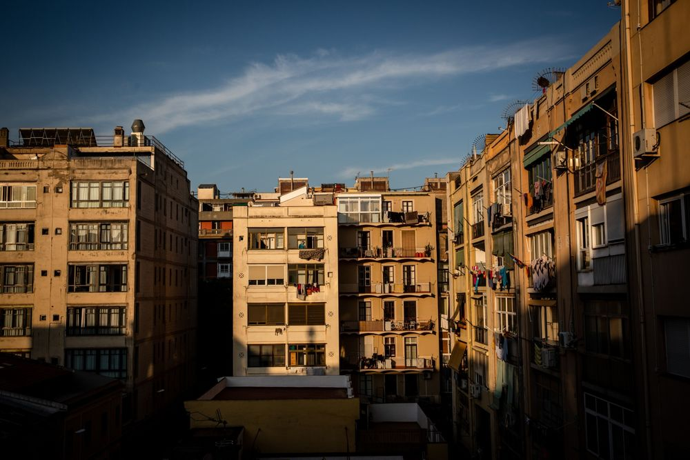 In the Sant Antonio neighborhood of Barcelona, housing costs jump by more than 50% in the past five years. Officials are using the threat of forced apartment purchases to create more affordable housing.