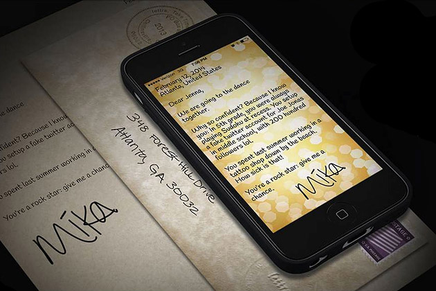 youve sent mail a letter writing app forces users to slow down bloomberg