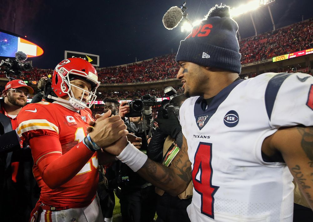 NFL's Texans-Chiefs Game Delivers 21% Gain in Viewership - Bloomberg
