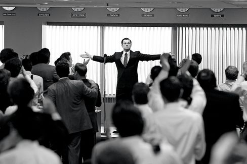 Jordan Belfort, the Real Wolf of Wall Street