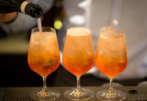 Cafe Murano Covent Garden has a new range of cocktails designed to celebrate Italy's spirits and liqueurs.