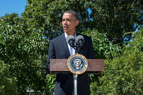 Obama Slowly Inches Toward Acknowledging Reality in Egypt