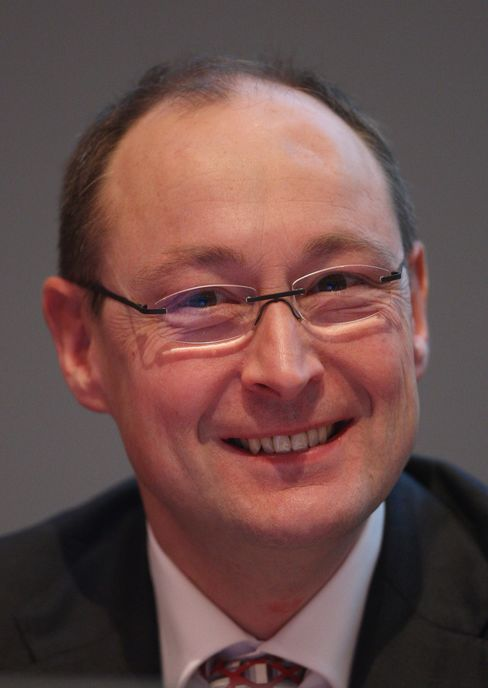Chief Executive Officer Rolf Buch