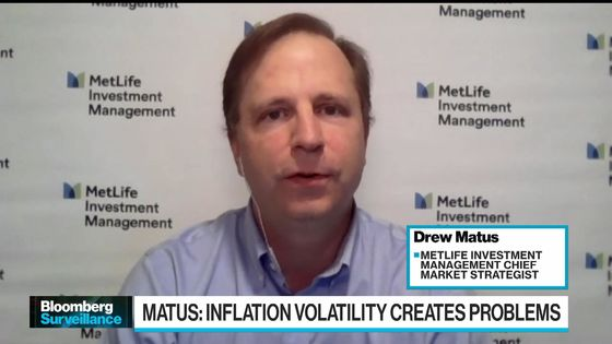 MetLife's Matus Says Higher Rates Can Help Retirees and Economy