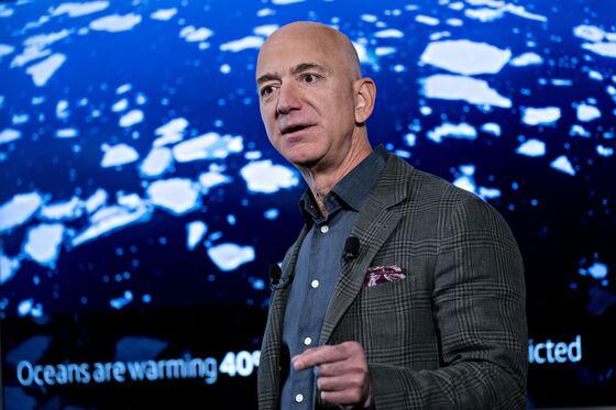 Jeff Bezos Hands $684 Million of Amazon Stock to Nonprofits