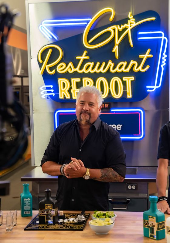 Guy Fieri's Bacon-Wrapped Danger Dogs Are a Ticket to Flavortown
