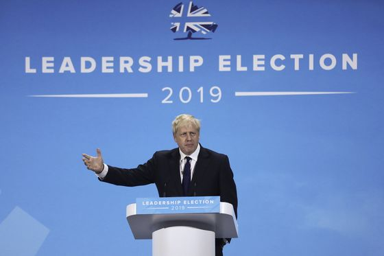 Boris Johnson Says U.S. Trade Deal Won't Be Forged Quickly