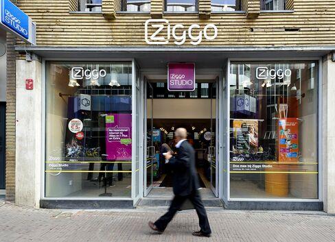 Cinven, Warburg Pincus to Sell 20% Ziggo Stake for $1.3 Billion