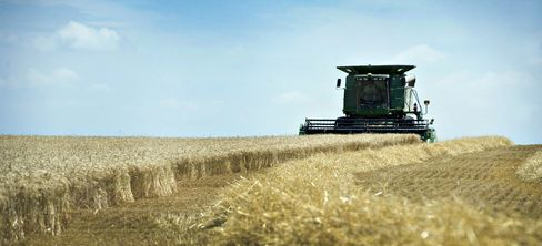 Investment Funds Buy Farmland, Reap 16% Gains