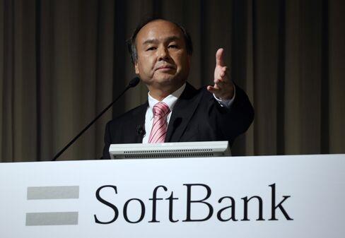 SoftBank Corp. President Masayoshi Son